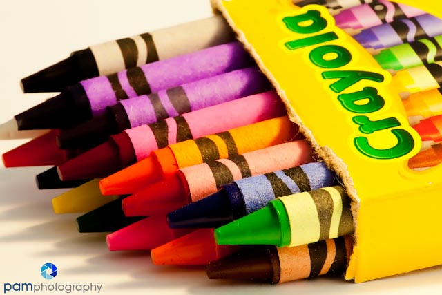 Colorful Objects Pamphotography