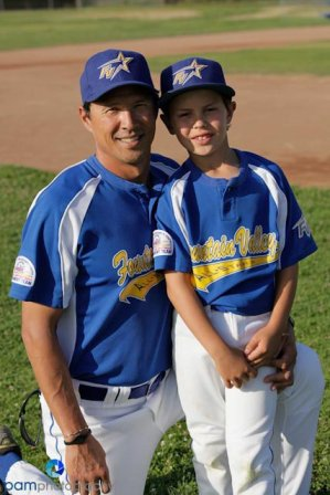 Eric and Noah
