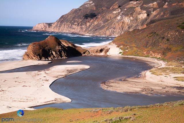Little Sur River by Peter