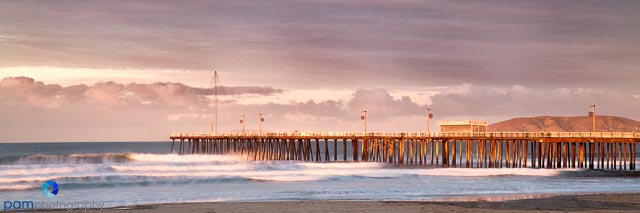 Pismo Pier by Peter