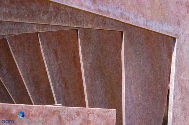 Sculpture close-up