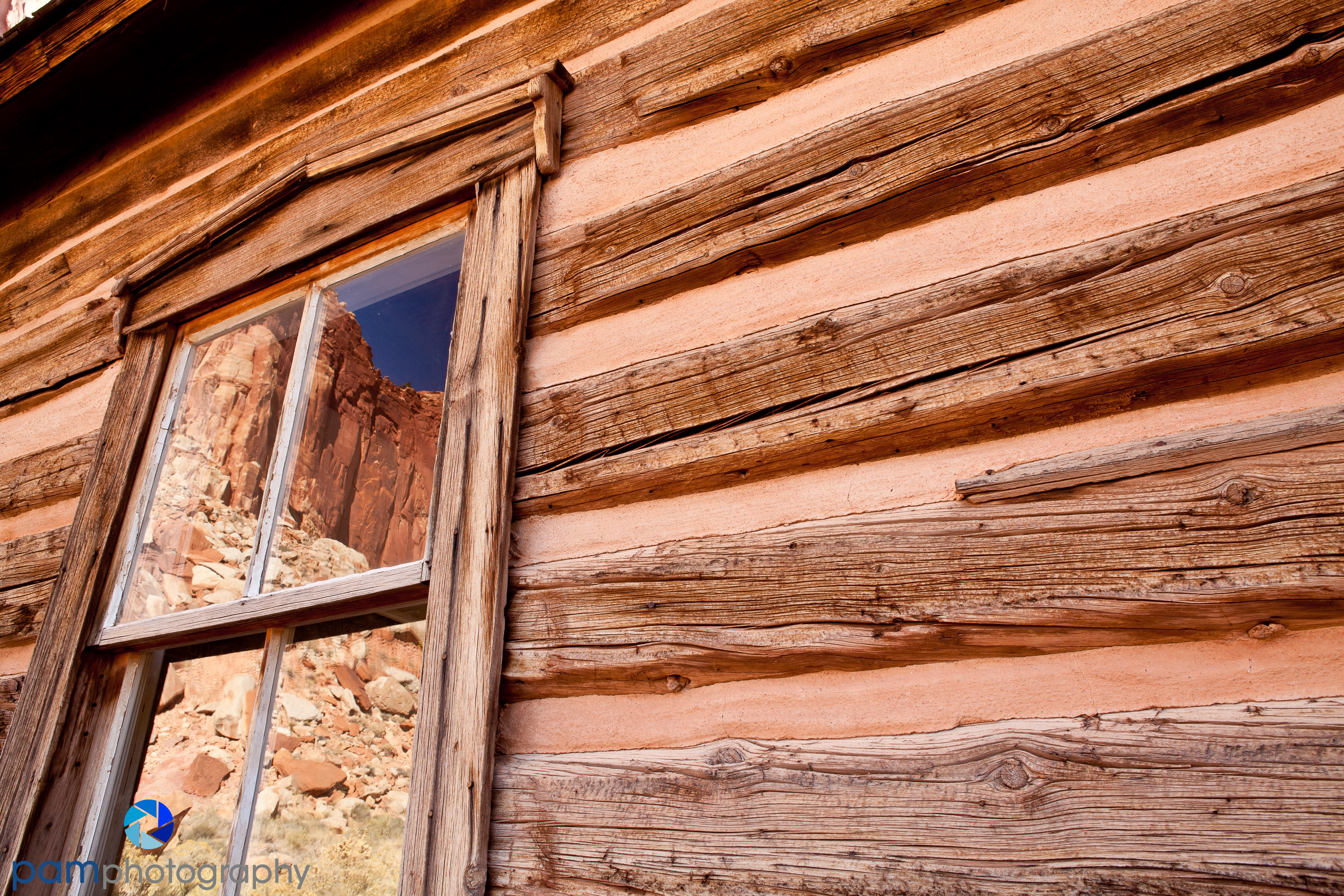 Old Mormon Schoolhouse  in Capitol Reef National Park