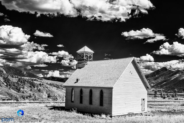 The Cemetery Church in Creede,CO