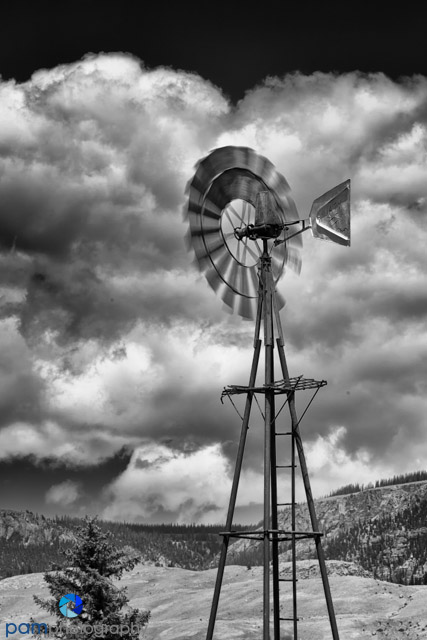 Windmill near...