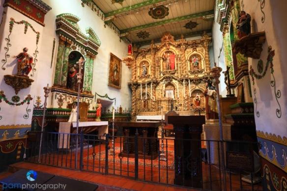 The Golden Altar