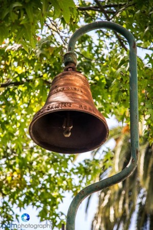 The Camino Real bell