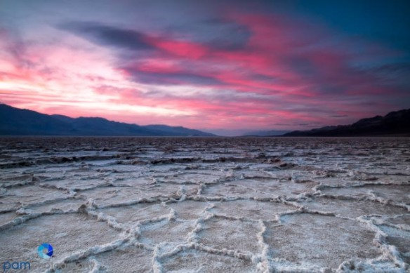 #3 Badwater Basin sunset