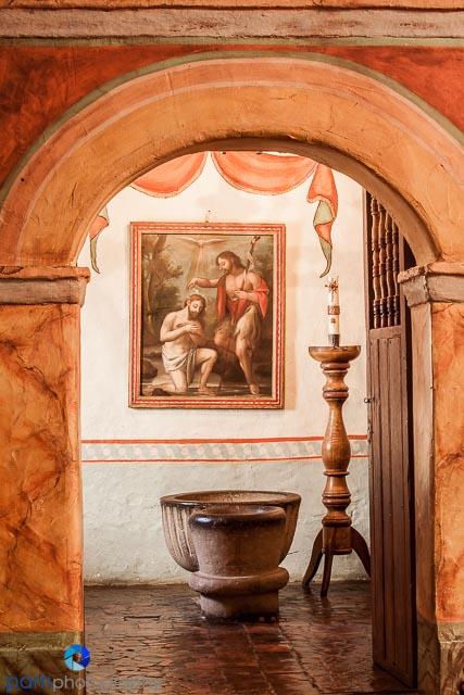 The Baptismal