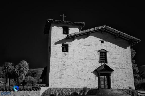 The San Jose facade