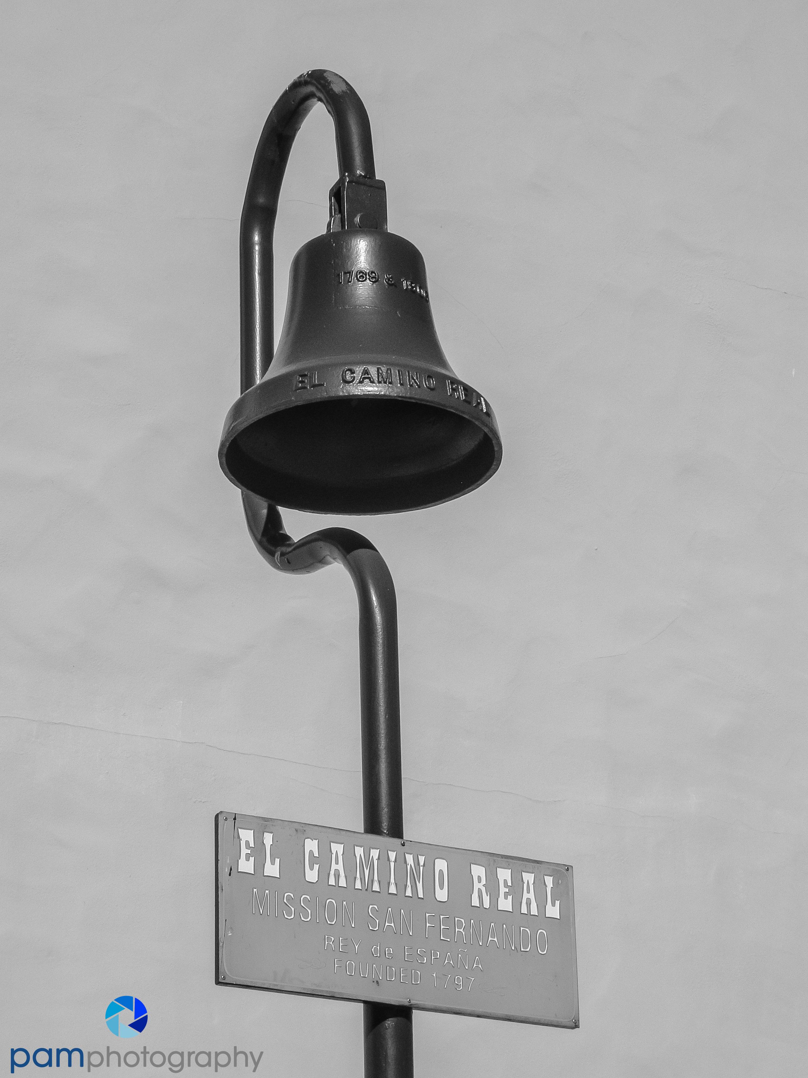 El Camino Real bell