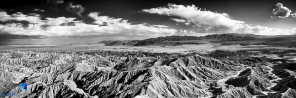 Borrego Badlands from Font's Point