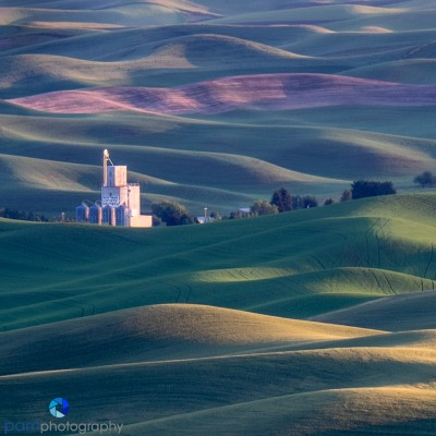 A popular subject from Steptoe Butte