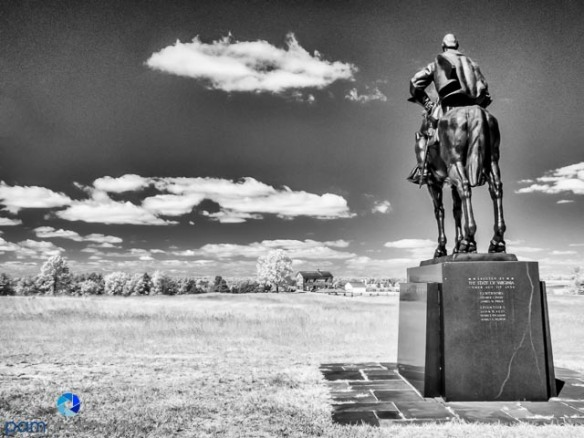"""Stonewall Jackson Monument - """"There stands Jackson like a stonewall."""""""
