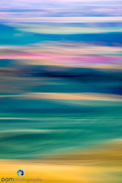 Abstract of Palouse Field