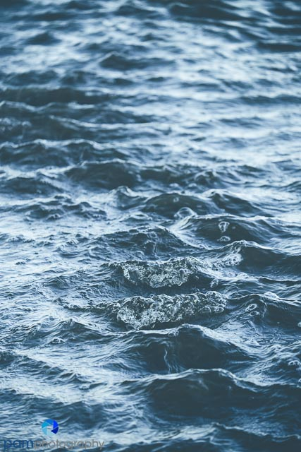 Water Abstract with Mat Look