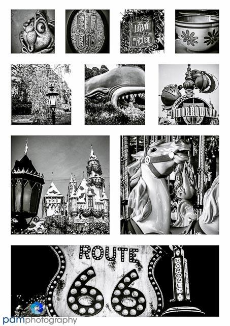 Disney Collage 2