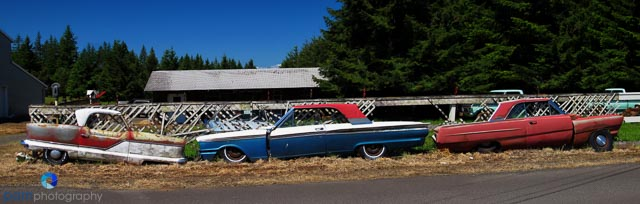 A cool fence near Newberg, OR