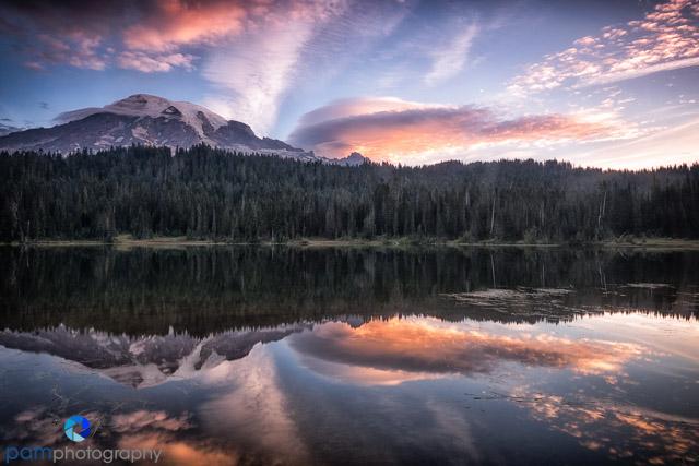 Spectacular Mount Rainier