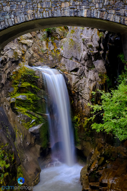 #7 Christine Falls, Mt Rainier national Park, WA