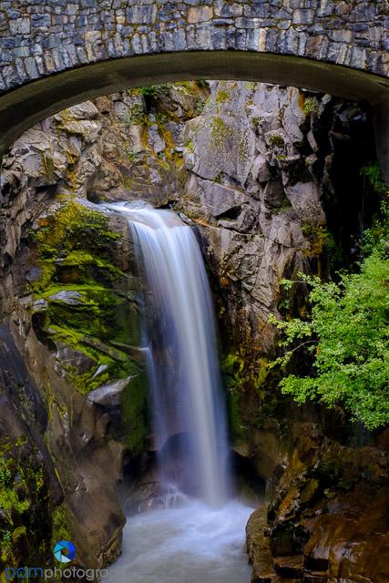 #7 Christine Falls, Mt Rainier national Park, WA