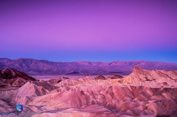 #6 Zabriskie Point Sunrise, Death Valley National Park, CA