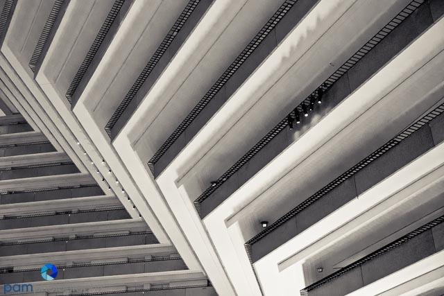 Inside the Hyatt by Mary