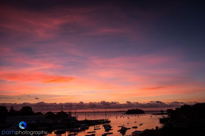 Camden Bay sunrise