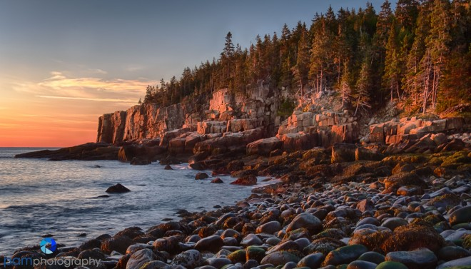 Otter Beach, Acadia